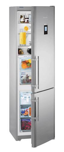 двухкамерный холодильник Liebherr CBN es 3967-21