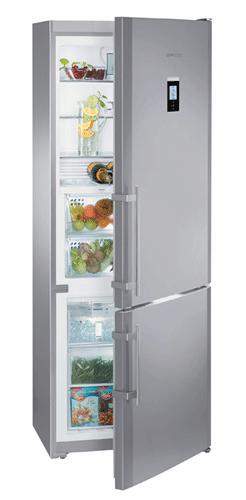 двухкамерный холодильник Liebherr CBN es 5167-20