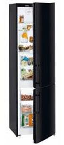 двухкамерный холодильник Liebherr CBNb 3913