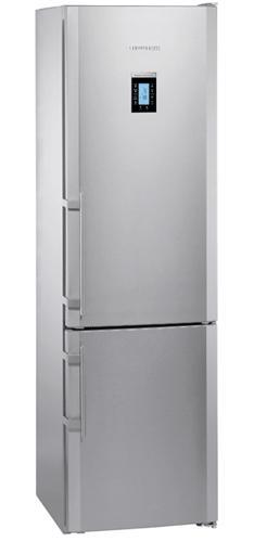 двухкамерный холодильник Liebherr CBNes 3956-21