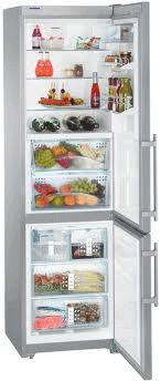 двухкамерный холодильник Liebherr CBNes 3976