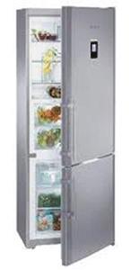 двухкамерный холодильник Liebherr CBNes 5167