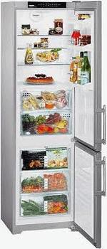 двухкамерный холодильник Liebherr CBNesf 3913