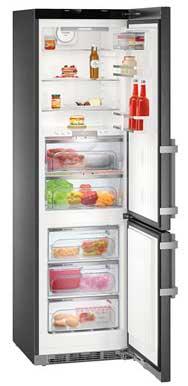 двухкамерный холодильник Liebherr CBNPbs 4858 Premium BioFresh NoFrost