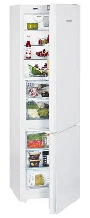двухкамерный холодильник Liebherr CBNPgw 3956