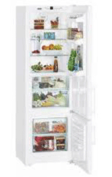 двухкамерный холодильник Liebherr CBP 3613