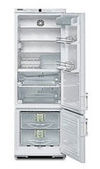 двухкамерный холодильник Liebherr CBP 36560