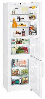 двухкамерный холодильник Liebherr CBP 4013