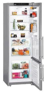 двухкамерный холодильник Liebherr CBPesf 3613