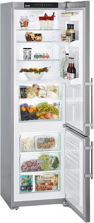 двухкамерный холодильник Liebherr CBPesf 4033