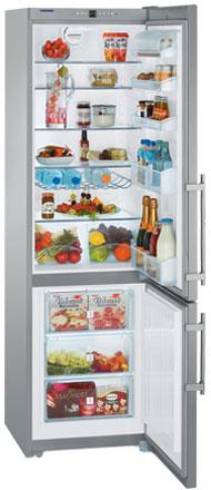 двухкамерный холодильник Liebherr Ces 4023