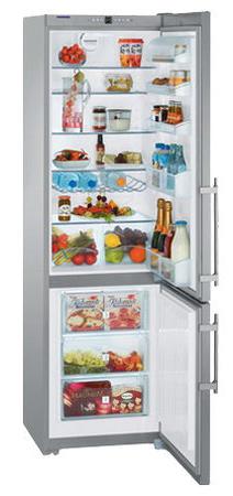 двухкамерный холодильник Liebherr Ces 4023-22