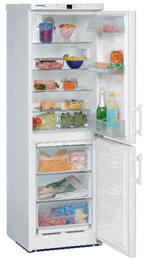 двухкамерный холодильник Liebherr CN 30230