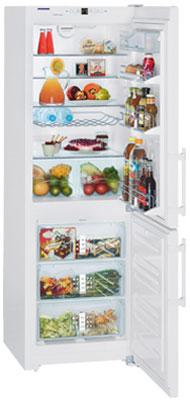 двухкамерный холодильник Liebherr CN 3513