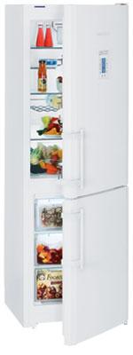 двухкамерный холодильник Liebherr CN 3556
