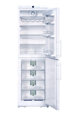 двухкамерный холодильник Liebherr CN 36660  / CN 3666