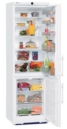 двухкамерный холодильник Liebherr CN 3803