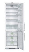 двухкамерный холодильник Liebherr CN 3813