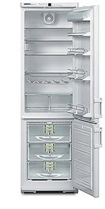двухкамерный холодильник Liebherr CN 38660 / CN 3866
