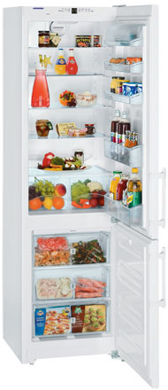 двухкамерный холодильник Liebherr CN 4003