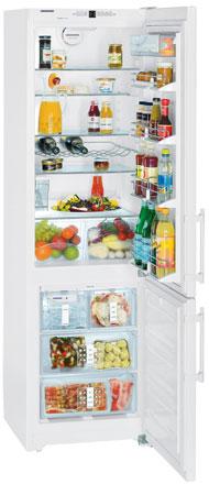 двухкамерный холодильник Liebherr CN 4023