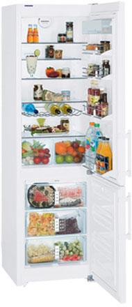 двухкамерный холодильник Liebherr CN 4056