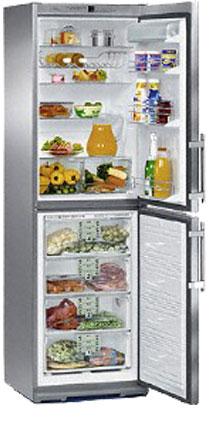 двухкамерный холодильник Liebherr CNes 3666
