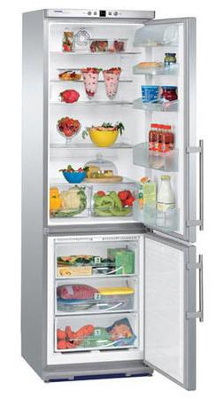 двухкамерный холодильник Liebherr CNes 3803