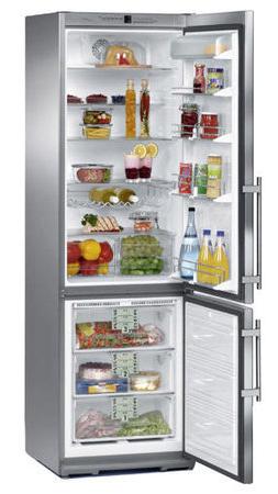 двухкамерный холодильник Liebherr CNes 3866