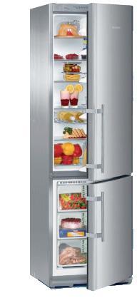 двухкамерный холодильник Liebherr CNes 38660 / CNes 3866