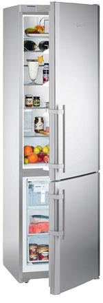 двухкамерный холодильник Liebherr CNes 4023