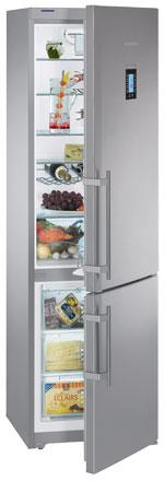 двухкамерный холодильник Liebherr CNes 4056
