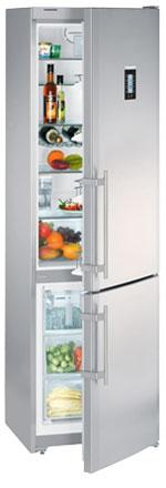 двухкамерный холодильник Liebherr CNes 4066