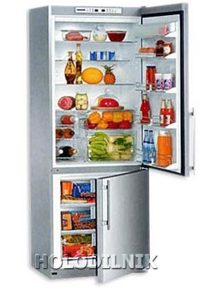 двухкамерный холодильник Liebherr CNes 50560 / CNes 5056