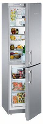 двухкамерный холодильник Liebherr CNesf 3033
