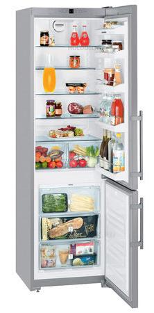двухкамерный холодильник Liebherr CNesf 4003-21