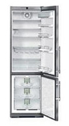 двухкамерный холодильник Liebherr CNPes 3856