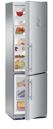 двухкамерный холодильник Liebherr CNPes 3867