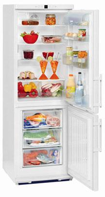 двухкамерный холодильник Liebherr CP 3503