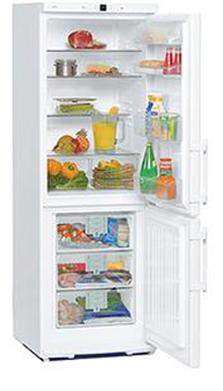 двухкамерный холодильник Liebherr CP 3513
