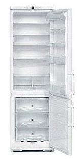 двухкамерный холодильник Liebherr CP 40010