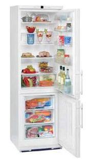 двухкамерный холодильник Liebherr CP 40030