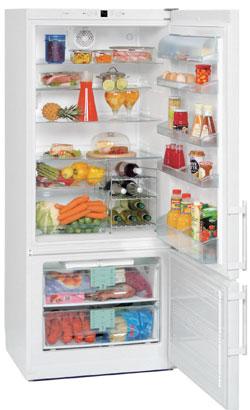 двухкамерный холодильник Liebherr CP 4613