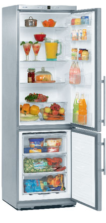 двухкамерный холодильник Liebherr CPes 4003