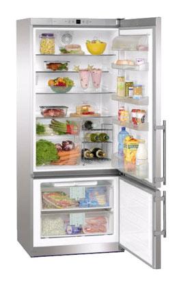 двухкамерный холодильник Liebherr CPes 4613