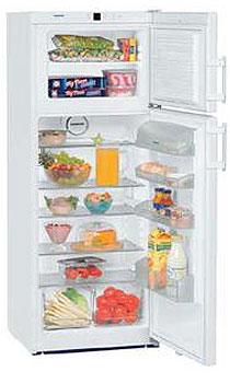 двухкамерный холодильник Liebherr CTP 2913 / CTP 29130