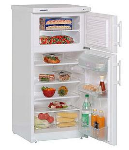 двухкамерный холодильник Liebherr CT 2001