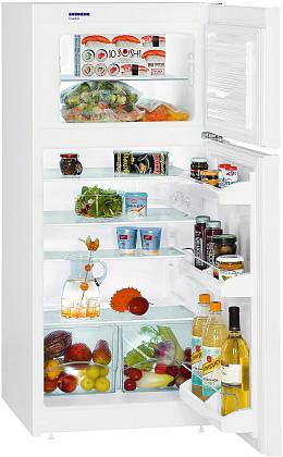 двухкамерный холодильник Liebherr CT 2011