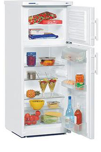 двухкамерный холодильник Liebherr CT 2421