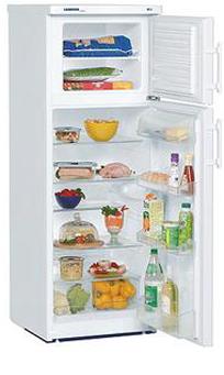 двухкамерный холодильник Liebherr CT 28210